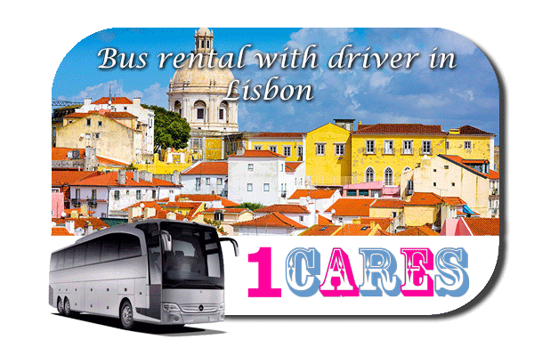 Rent a bus with driver in Lisbon