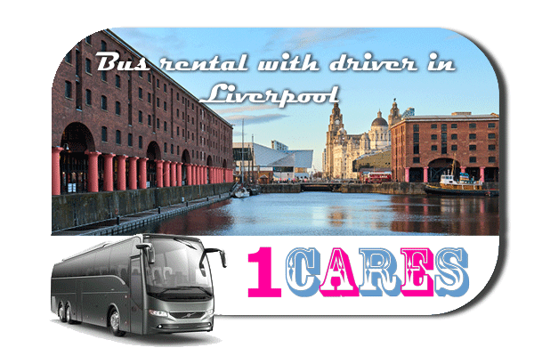 Rent a cоаch with driver in Liverpool