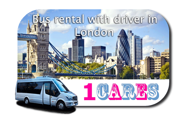Hire a bus in London