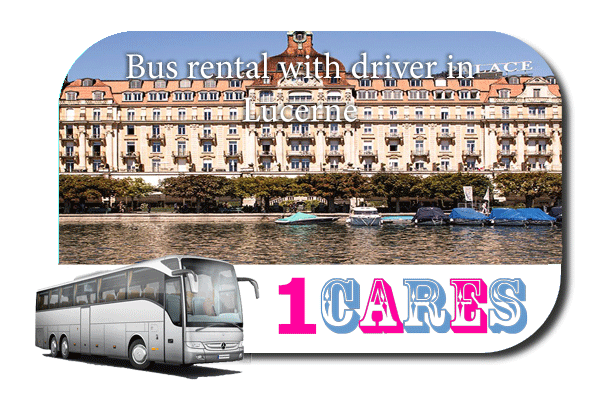 Rent a bus in Lucerne