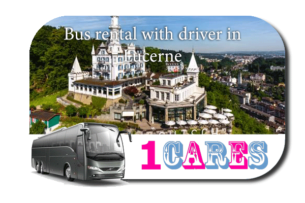 Hire a bus in Lucerne