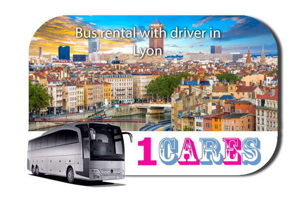 Rent a bus in Lyon