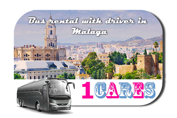 Rent a bus in Malaga