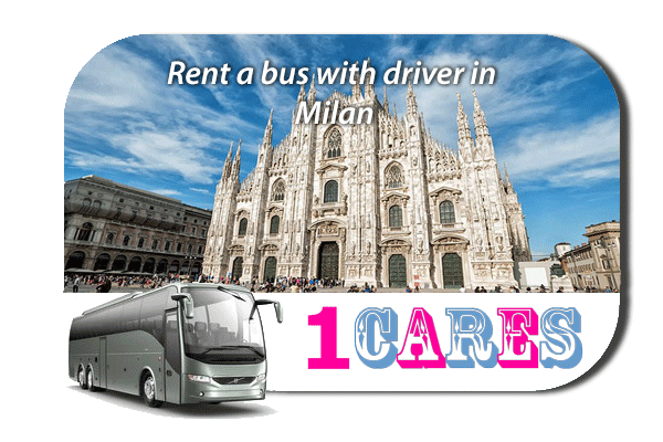 Rent a bus in Milan