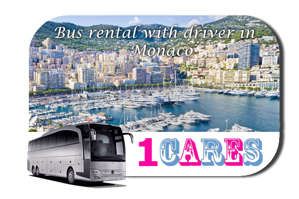 Rent a bus in Monaco