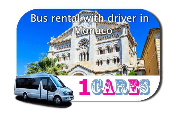 Hire a bus in Monaco
