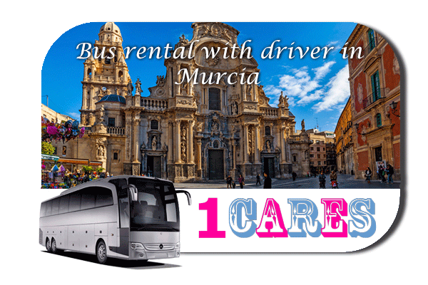 Rent a bus in Murcia