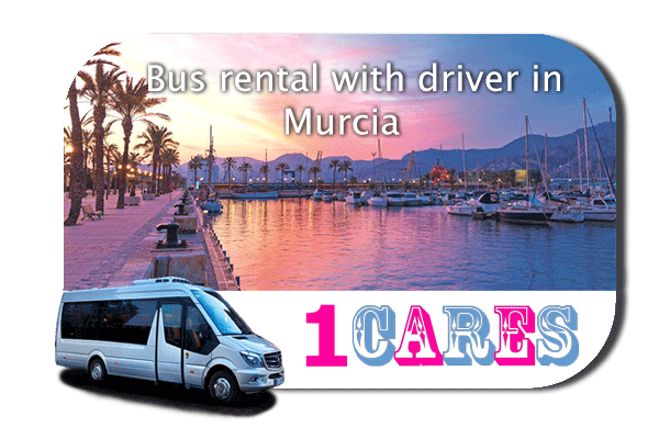 Hire a bus in Murcia