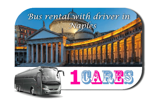 Rent a bus in Naples