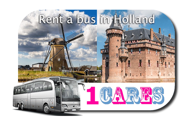 Rent a bus in the Netherlands