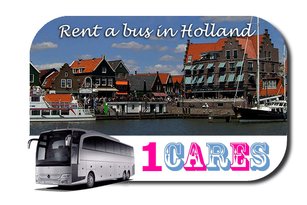 Hire a bus in the Netherlands