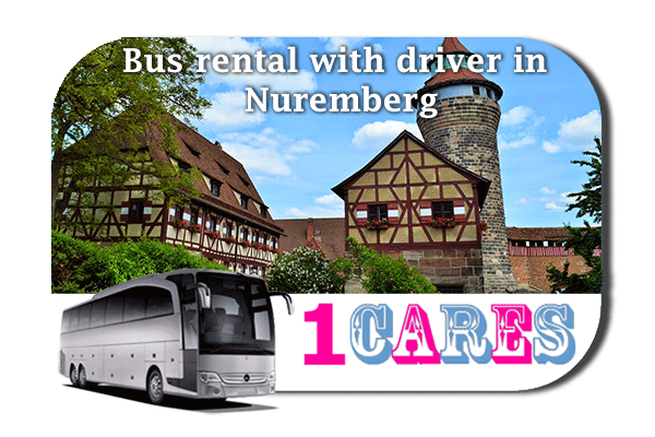 Rent a bus in Nuremberg