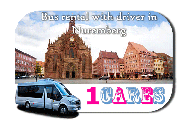 Hire a bus in Nuremberg