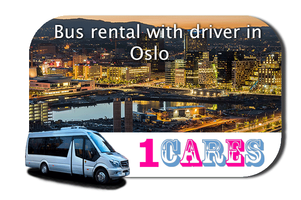 Hire a bus in Oslo
