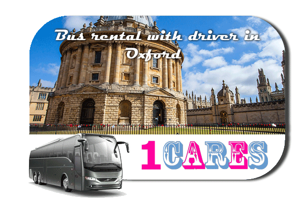 Rent a bus in Oxford