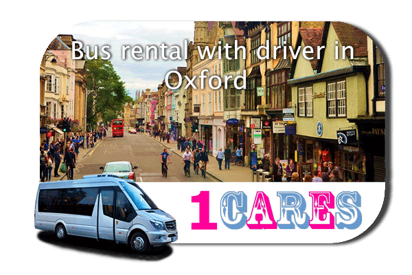 Hire a bus in Oxford