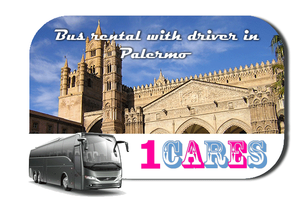 Rent a bus in Palermo