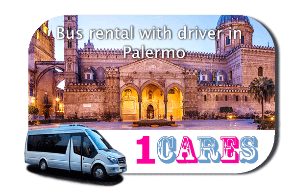 Hire a bus in Palermo