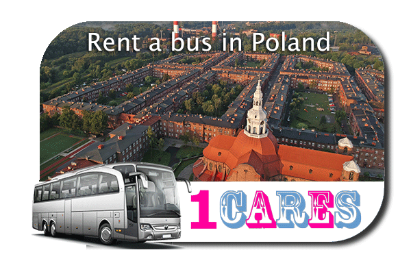 Rent a bus in Poland