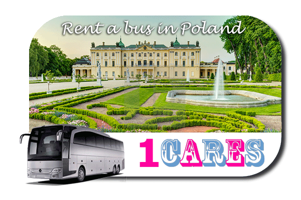 Hire a bus in Poland