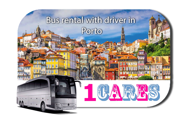 Rent a bus in Porto