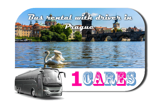 Rent a bus in Prague
