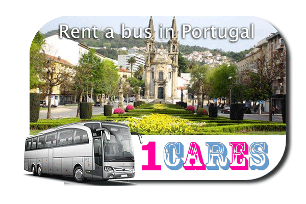 Rent a bus in Portugal