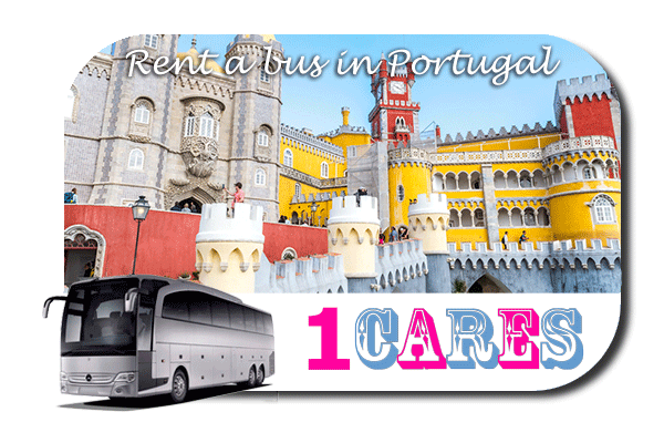 Hire a bus in Portugal