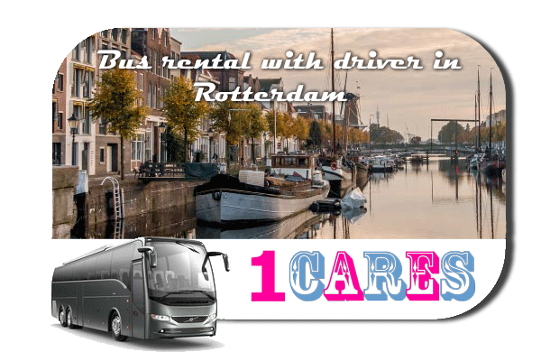 Rent a bus in Rotterdam