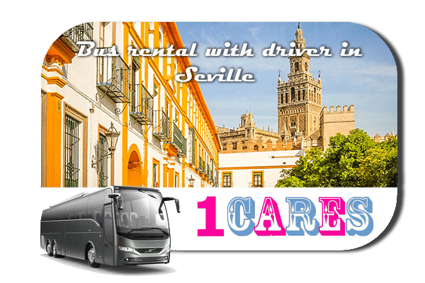 Rent a bus in Seville