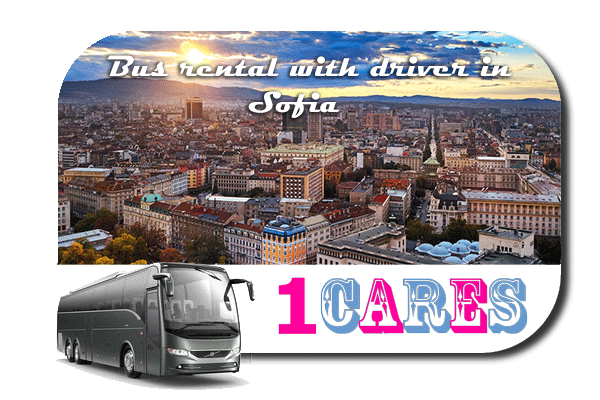Rent a cоаch with driver in Sofia