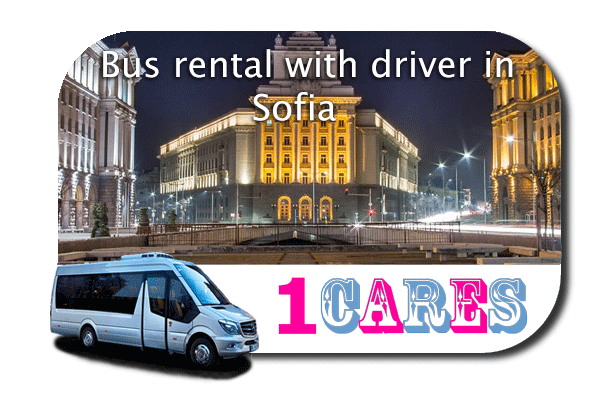 Hire a coach with driver in Sofia
