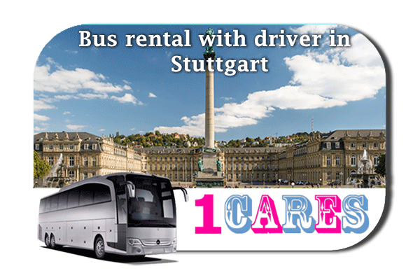 Rent a bus in Stuttgart