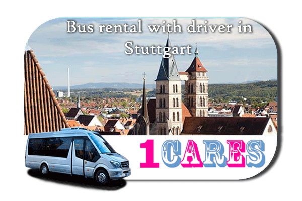 Hire a bus in Stuttgart