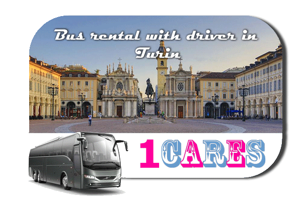 Rent a bus in Turin