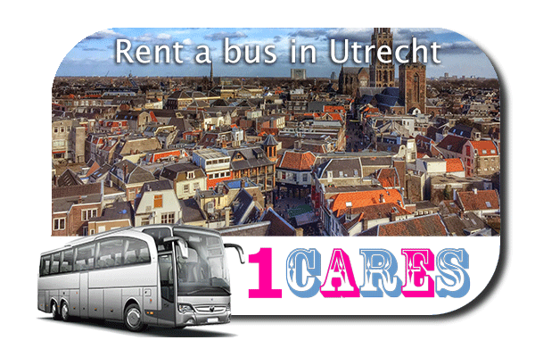 Rent a bus in Utrecht