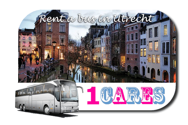 Hire a bus in Utrecht