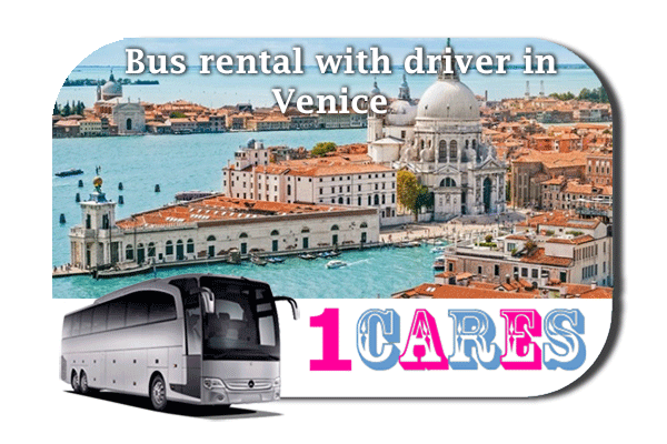 Rent a bus in Venice