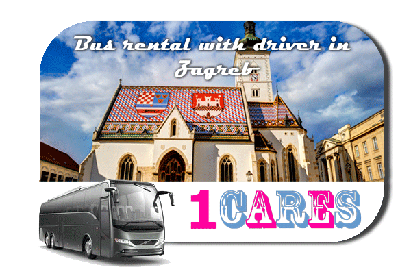 Rent a bus in Zagreb