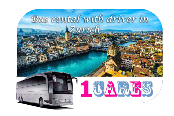 Rent a bus with driver in Zurich