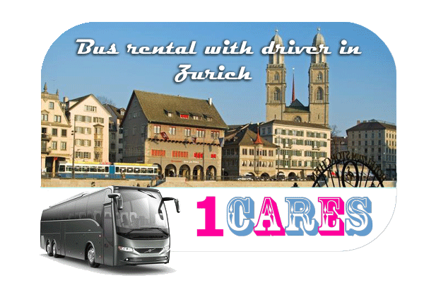 Rent a bus in Zurich