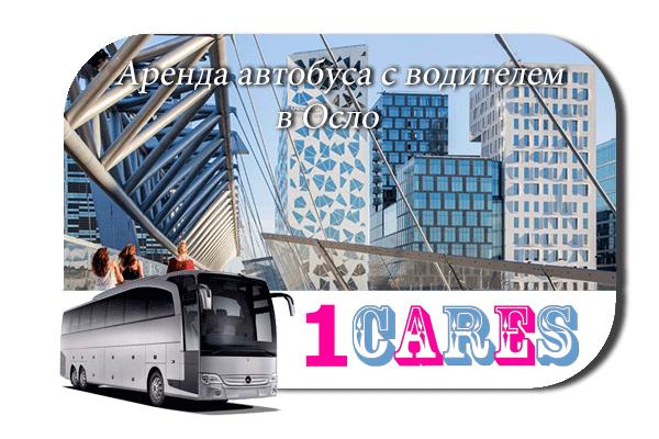 Аренда автобуса с водителем в Осло