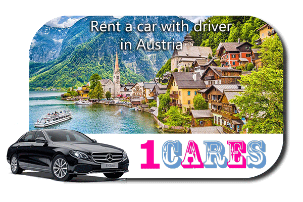 Rent a car with driver in Austria