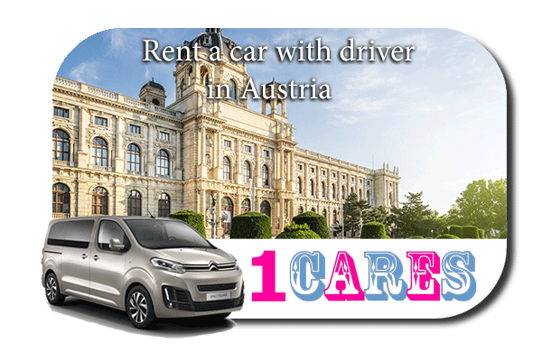 Hire a car with driver in Austria