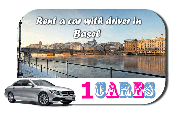 Rent a car with driver in Basel