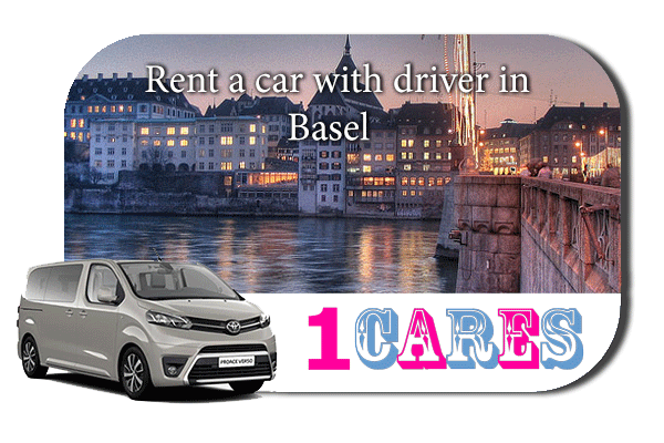 Hire a car with driver in Basel
