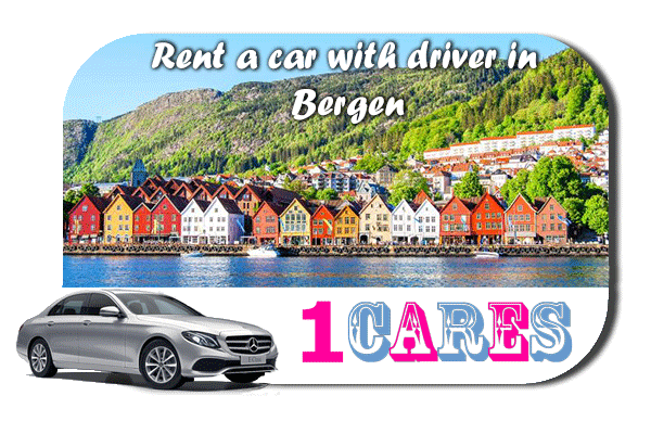 Rent a car with driver in Bergen