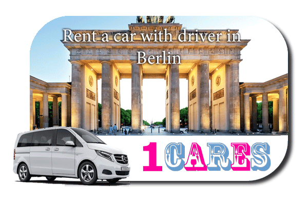 Hire a car with driver in Berlin