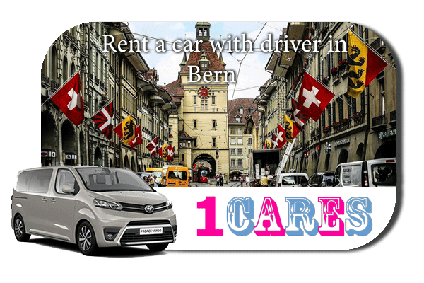 Hire a car with driver in Bern