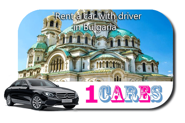Rent a car with driver in Bulgaria